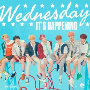 BTS visits 'AGT' as the Season 13 finalists are revealed