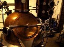 This rare still was specially designed. GrandTen uses it for a variety of spirits