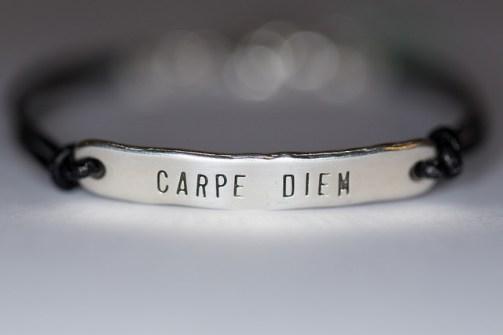 do it now, carpe diem
