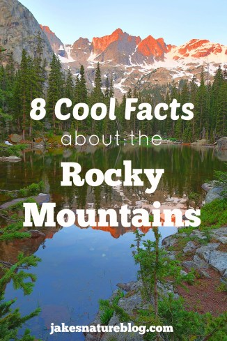 rocky mountain facts