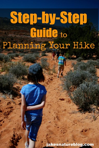 planning your hike