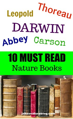 must read nature books