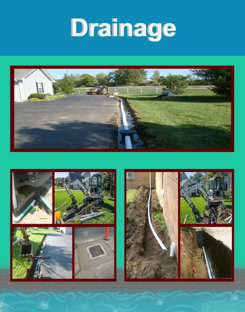 drainage system central ohio drainage