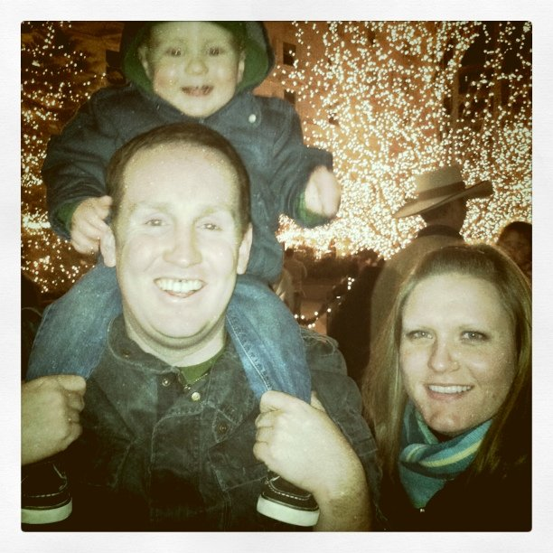 Spurlock Family Holiday Photo