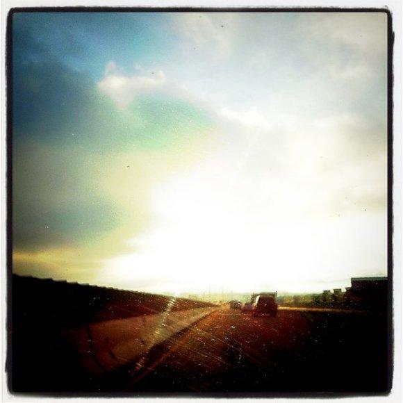 Sunrise Over Orem