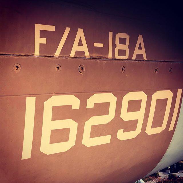 F/A-18A