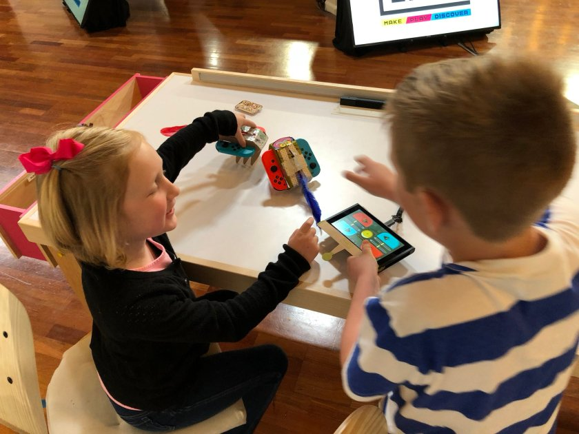 Kids are video game testers…