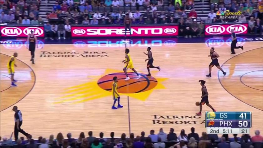 RT @NBCSWarriors: Come for the…