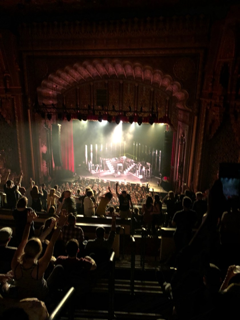 Checked in at Fox Theater