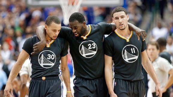 RT @warriorsworld: Dray with the…