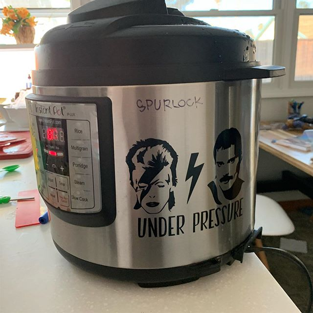 Our Instant Pot has been greatly improved.
