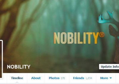 Nobility Beer Branding Exploration