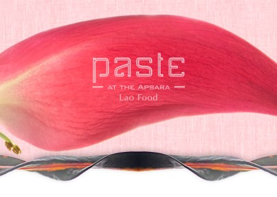 Paste Laos, 2018 Web Launch