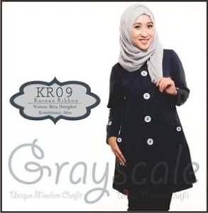jaket terbaru wanita muslimah korea R (8)