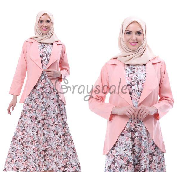 Dress Muslimah Terbaru Vienna