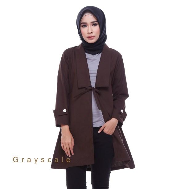 Distributor Blazer Jaket Wanita Muslim