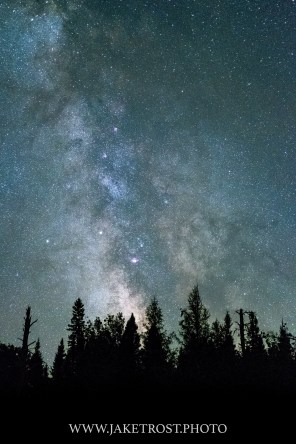Night Skies of the North, Superior Nat'l Forest, MN