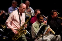 Saxophone Jazz Musician