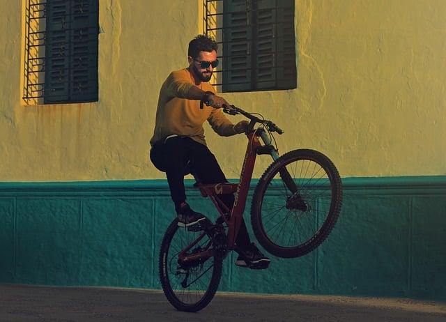 Najlepszy rowery dla mężczyzny - zasady doboru - część II