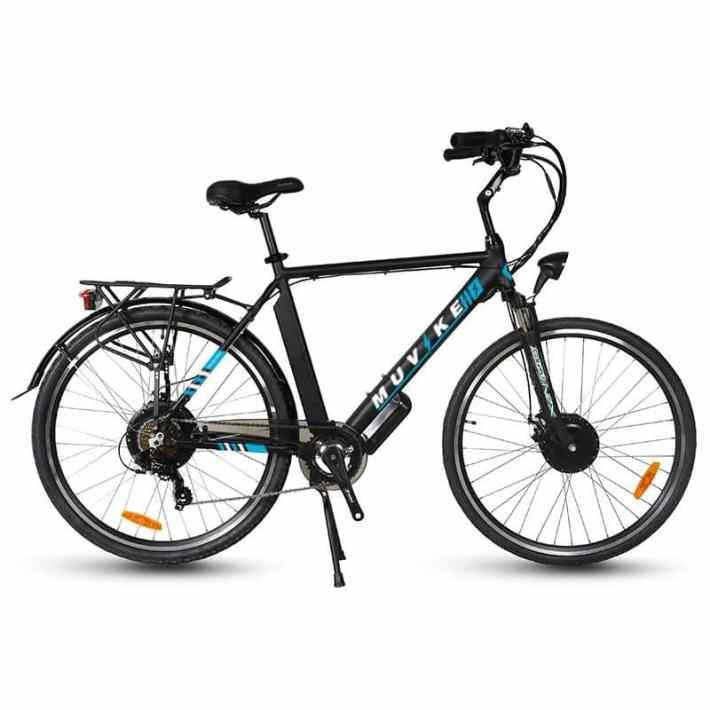 rower elektryczny trekkingowy muvike trekking