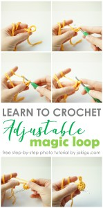 Magic Loop Crochet Tutorial by jakigu.com