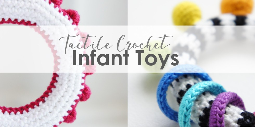 jakigu.com | Tactile Infant Crochet Toys