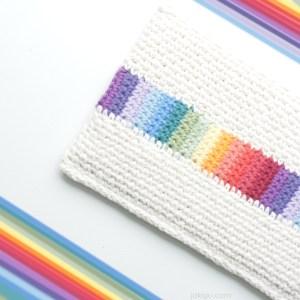 rainbow bag crochet pattern   jakigu.com