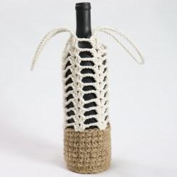Bottle Carrier Crochet Pattern SHUI by jakigu.com