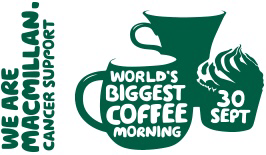 Want to host a Macmillan Coffee Morning?