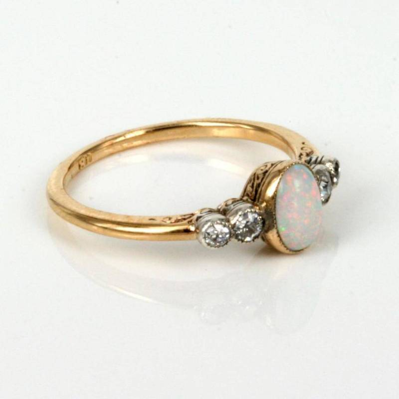 https://www.jakijellz.com opal engagement ring