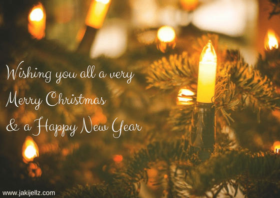 Wishing you all a very Merry Christmas & a Happy New Year