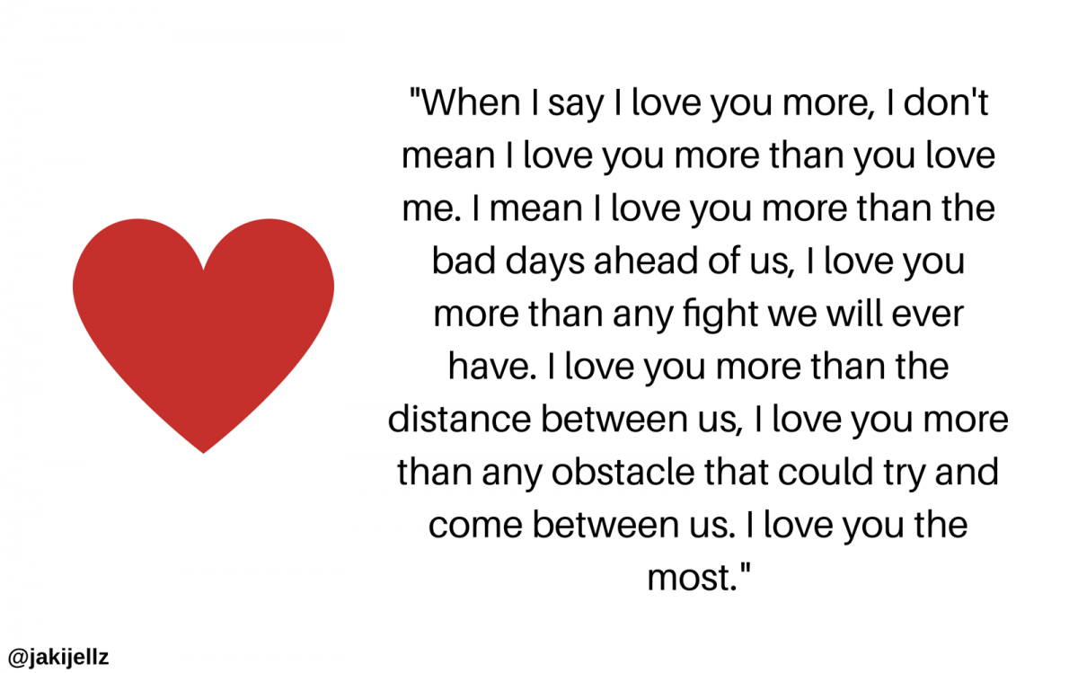 I Love You More – Wednesday Wisdom 16