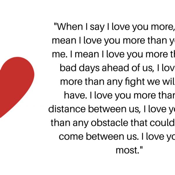 love you more wednesday wisdom