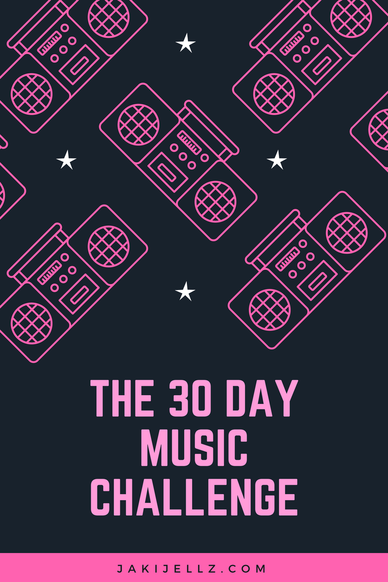 The 30 day music challenge is a fun way to rediscover music you had long forgotten about. Read all about it and see my results.