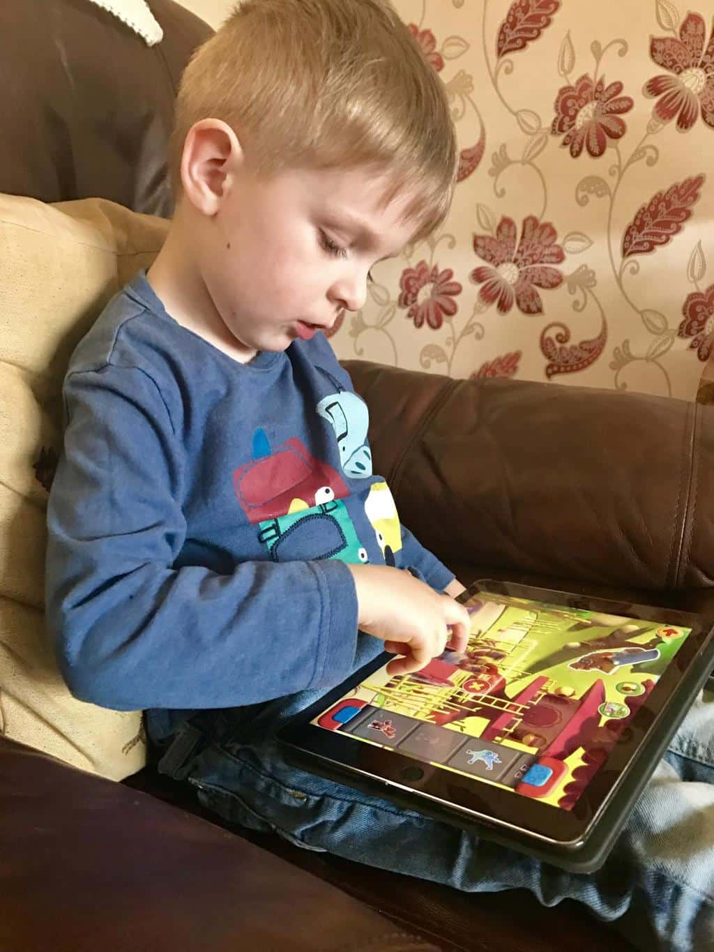 Noddy Toyland Detective app review