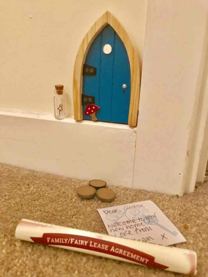 Inviting Magic Into Our Home With The Irish Fairy Door Company