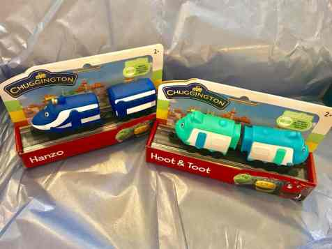 Easter Fun With New Chuggington Toys