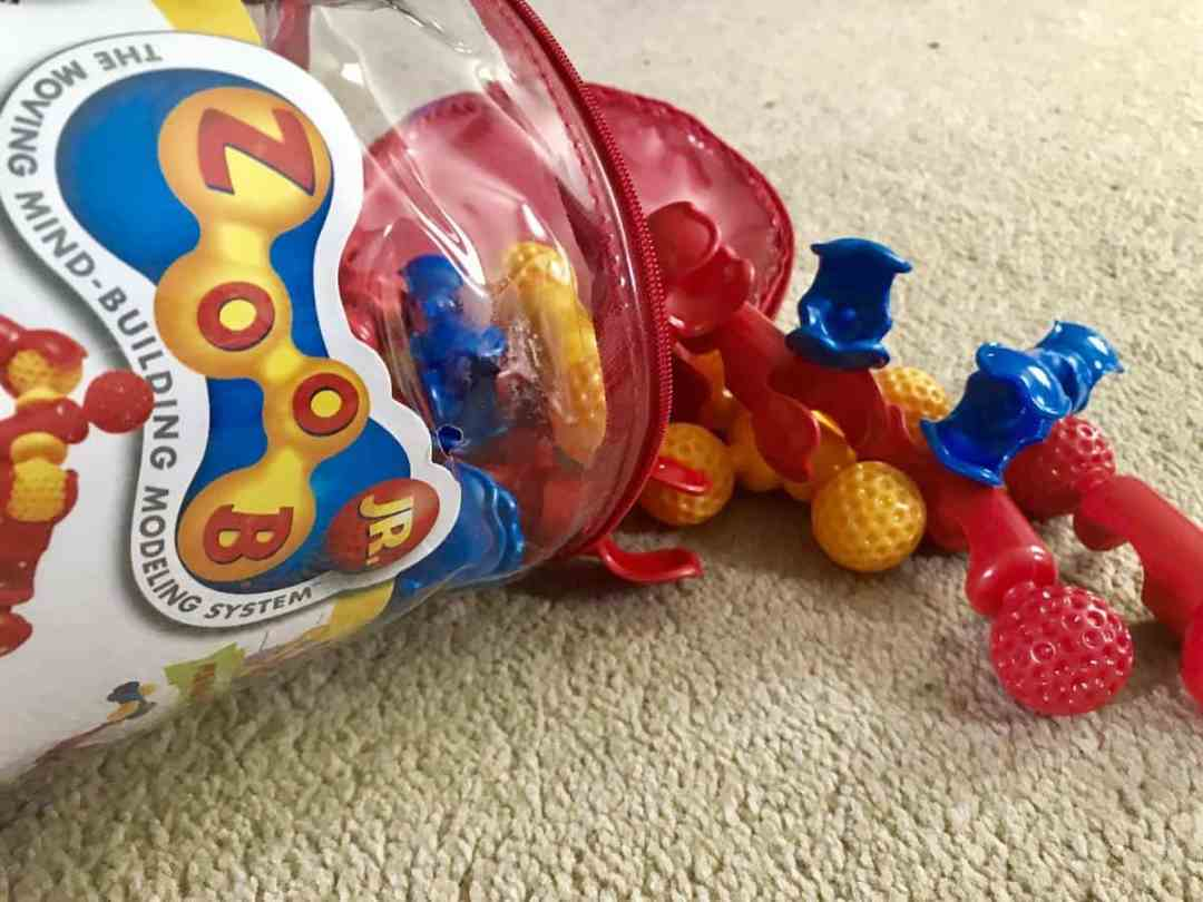 Kid's Toys - Zoob Junior 30 Piece Set