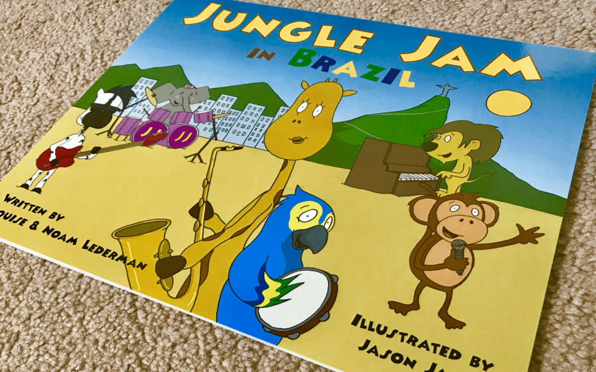 Jungle Jam in Brazil – Book Review + Giveaway!