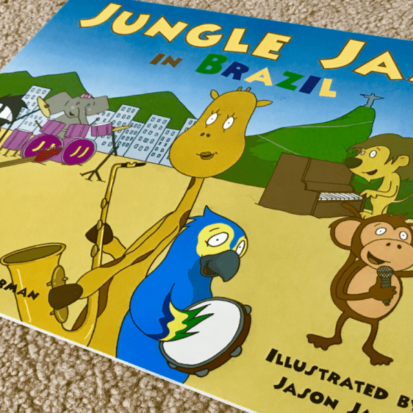 Jungle Jam in Brazil - Book Review