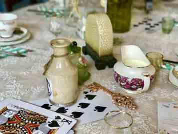 Alice In Wonderland Afternoon Tea