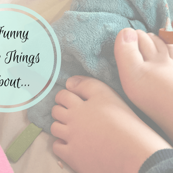 5 Funny Little Things About...