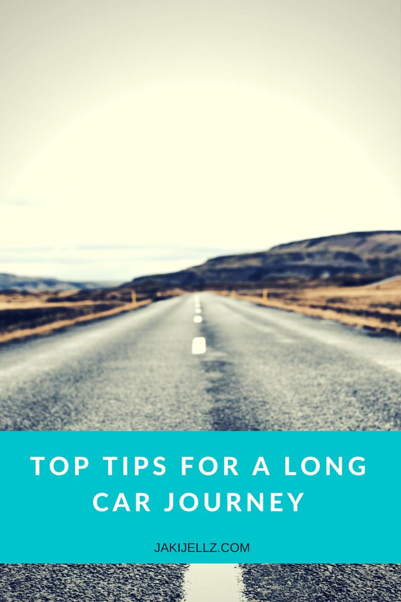 Long Car Journey