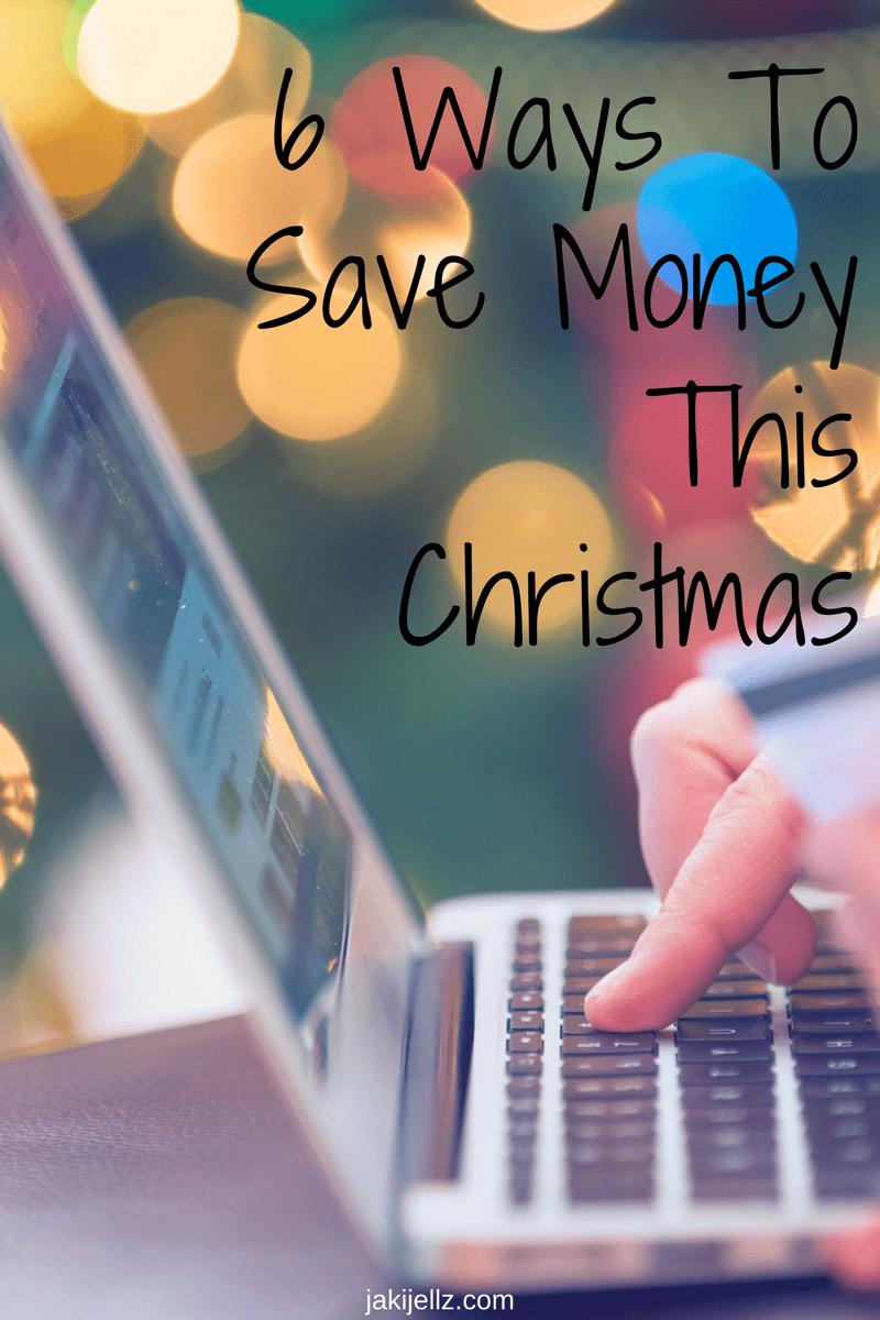 6 Ways To Save Money This Christmas