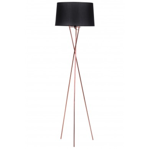 WIN A Copper Tripod Floor Lamp With First Choice Lighting