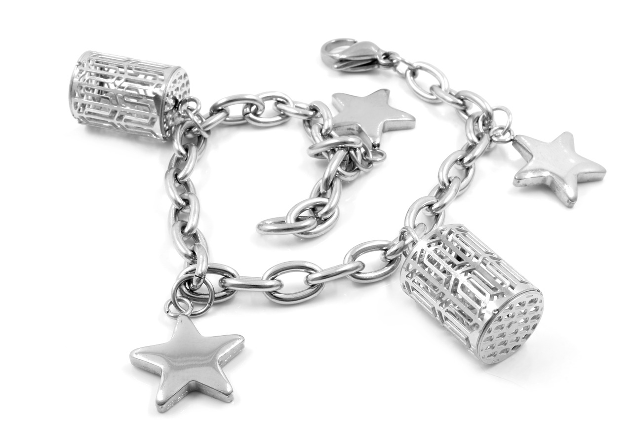 A Charm Bracelet With Meaning