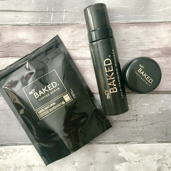 Get Baked Tan Review