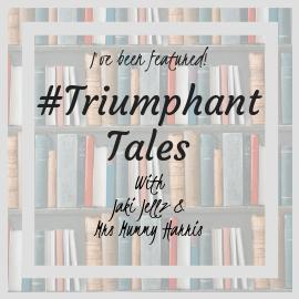 Triumphant Tales Featured Blogger Badge