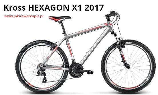 Kross HEXAGON X1 2017