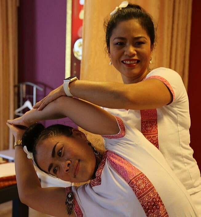 Traditionelle Thaimassage Aschaffenburg